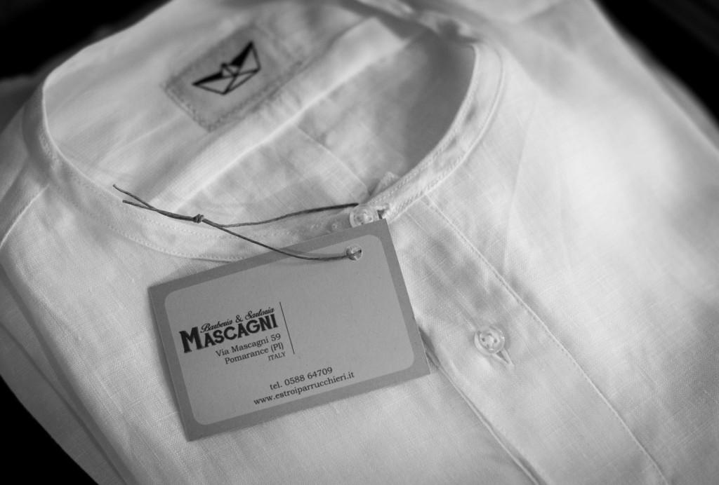 Barberia Sartoria Mascagni camicia