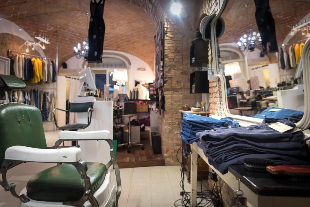Barberia Sartoria Mascagni consulenza immagine