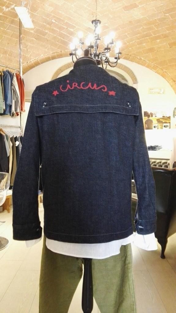 wear you are giacca di jeans collezione circus
